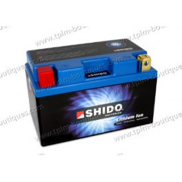 Batterie SHIDO LT12A-BS LION Lithium Ion